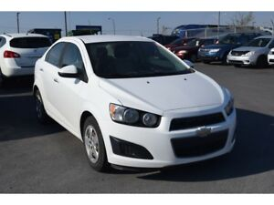 2014 Chevrolet Sonic LT A/C BLUETOOTH