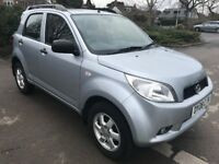 2008 Special Edition Century Terios 1.5 SUV 82000 Mls Air Con And Alloys HPI...