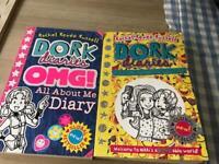 2 kids books vgc