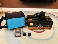 Nikon D3100 DSLR 18-55 VR camera kit