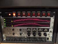 Behringer Ultra Graph Pro GEQ3102 equalizer