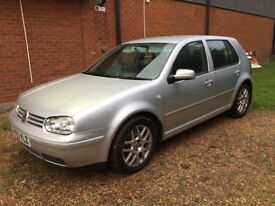 2003 Volkswagen Golf GTI 5Door 180BHP