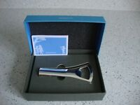 Silver plated Wedgwood Bottle Opener