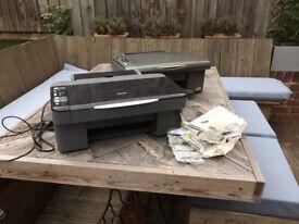 2x Epson Stylus Printers