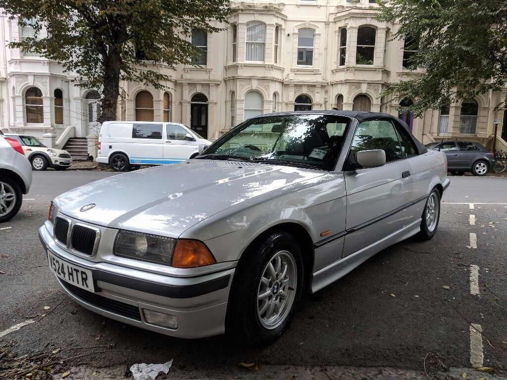 1999 BMW 323i CONVERTIBLE E36- MOT- GREAT RUNNER- LOW MILEAGE