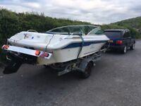 SEARAY boat project