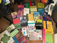 Various Educational Books