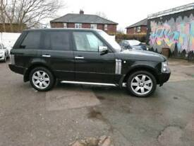 2005 Range Rover 2.9 turbo diesel vogue se imnaculate condition throughout