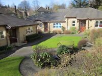 1 bed bungalow for over 50's in Nether Edge.