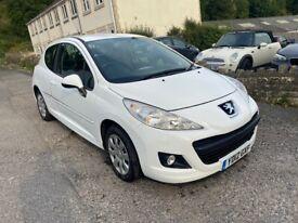 image for Peugeot, 207, Hatchback, 2012, Manual, 1360 (cc), 3 doors