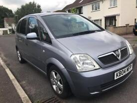 FOR SALE MY MERIVA 11 MONTHS MOT (SPARE OR REPAIRS)