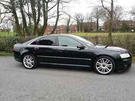2006 Audi A8 Automatic Quattro Fully Loaded