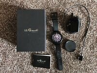 LG G Watch R smart watch