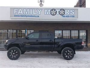 2010 Toyota Tacoma LIFTED DOUBLE CAB 4X4