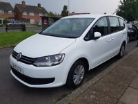 UBER ready RENT 2 BUY PCO 7 SEATS VW SHARAN 2.0 Diesel AUTO from £160/week