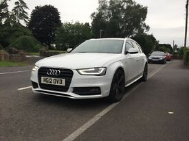 Audi A4 Sline (Cheapest in UK MINT CONDITION)
