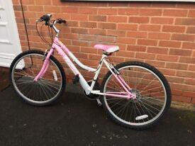 Girls Pro Sapphire Bike