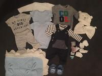 Newborn-1 month bundle