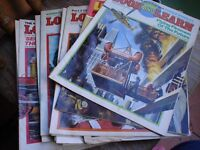 15 copies of Look and Learn magazine 1977-1979