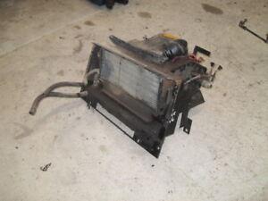 David Brown 1394 Cab Heater Console with Fan Unit & Radiator Matrix