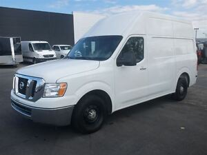 2012 Nissan NV 2500 HIGH ROOF A/C