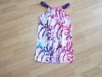 New Girls Handmade Dress age 6-7