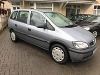 Zafira 2.0dti diesel! 1 FORMER DISABLED LADY OWNER! Only 59k! AUTOMATIC!