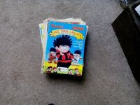 Beano/Dandy comics from 1990s
