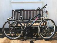 Ladies Raleigh MT260 21speed airline mountain bike