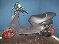 2001 Peugeot Vivacity 50cc Scooter Project, Spares Or Repairs With Spare Parts