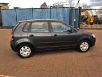 VOLKSWAGEN POLO 1.2 S 5 DOORS HATCHBACK FULL SERVICE HISTORY 2005 NEW SHAPE