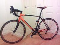 Calibre Rivelin road bike LIKE NEW !!! or swap.