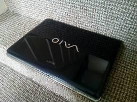 Sony Vaio 14 inch laptop