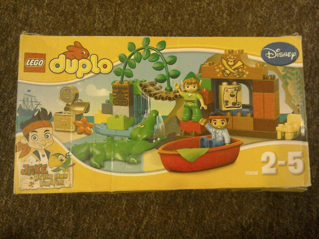 Disney Lego Duplo. Jake and the Never Land Pirates. £10.00 ono.