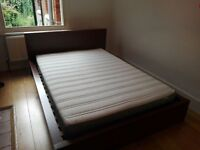 IKEA Sultan Lien double bed in Oxford (Botley Road)