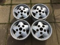 4 Discovery1 alloy wheels