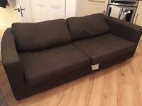 Ex-Habitat Sofa bed