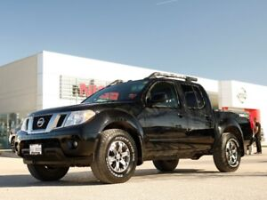 2014 Nissan Frontier PRO-4X Sunroof/Back Up Camera/Spray In Bed