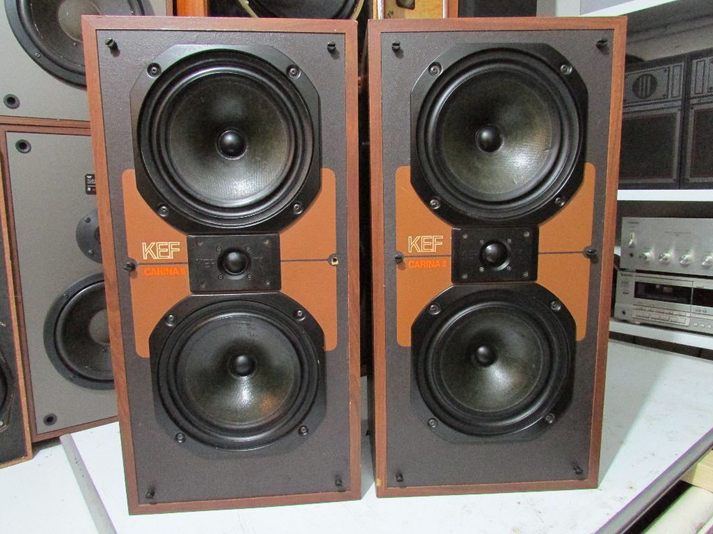 Kef Carina II what stand   openframe? | Audiokarma Home Audio Stereo