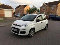 2014 FIAT PANDA EASY 12 MONTH MOT FULLY SERVICED MILEAGE ONLY 25K 1 LADY OWNER FULL HPI CLEAR