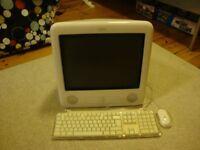 Original Apple eMac computer