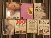 Pregnancy / Baby Books - £1.50 each or all for £7