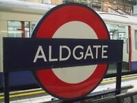 Cleaner / Housekeeper required urgently for Hotel Apartment near Aldgate