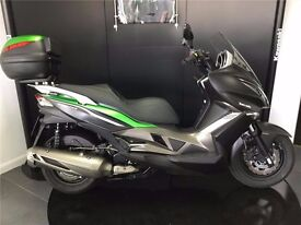Kawasaki J300 Scooter (ABS Model) - only 200 miles as new condition