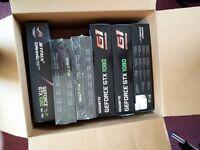 MSI GTX 1080 GAMING X 8G NVIDIA GeForce GDDR5X DVI/HDMI/3DisplayPort PCI-Express