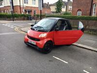 Smart car in perfect condition brand new mot 109k millage mercedes smart