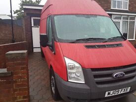 Ford Transit 350LWB HI HD