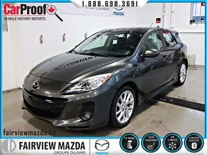 2012 Mazda MAZDA3 SPORT GT CUIR TOIT OUVRANT