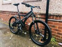"Marin Full suspension mountain bike ""Bargain mtb downhill bike dh bike"