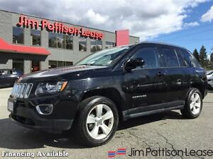 2016 Jeep Compass High Altitude, leather, roof, alloys